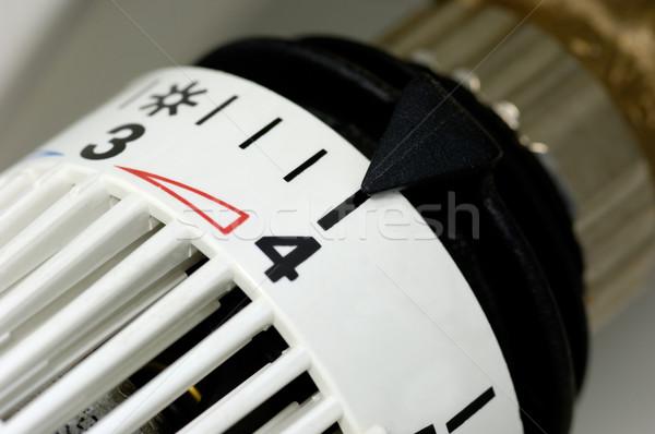 Düzenleme ölçmek kontrol ısı dört Stok fotoğraf © pixpack