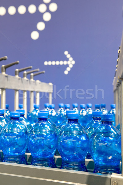 Bottling Stock photo © pixpack