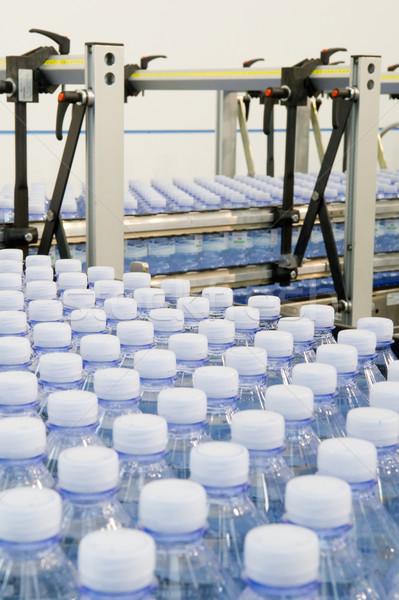 Bottling station Stock photo © pixpack