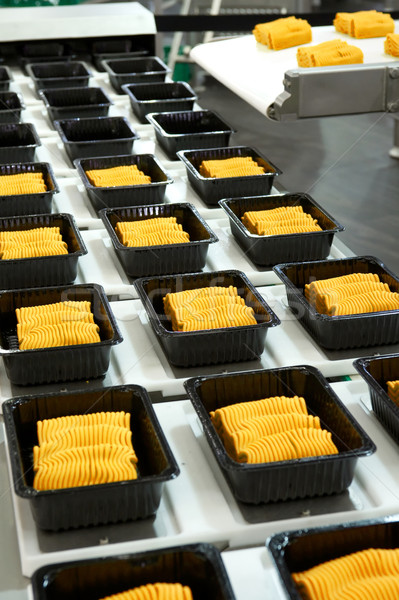 Industrial food production Stock photo © pixpack