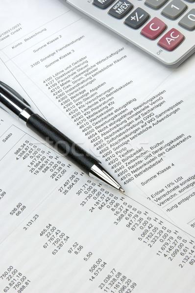 Accounting Stock photo © pixpack