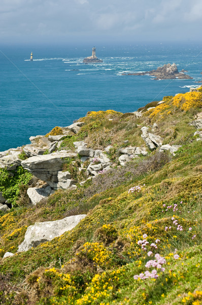 Pointe du Raz Stock photo © pixpack