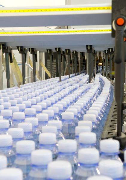 Bottling plant Stock photo © pixpack