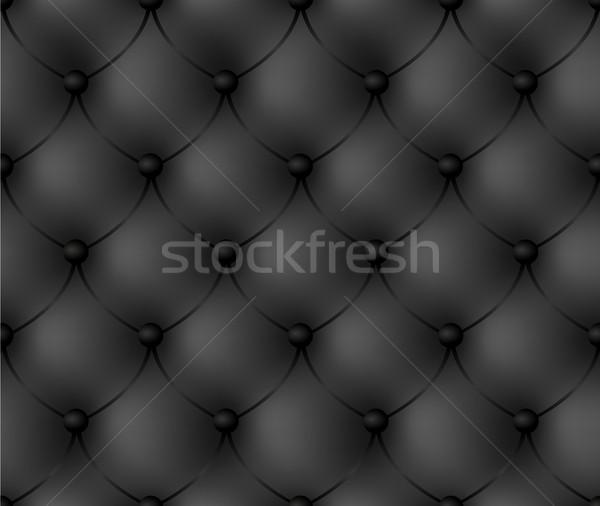 Luxus fekete textúra fal divat szövet Stock fotó © PiXXart