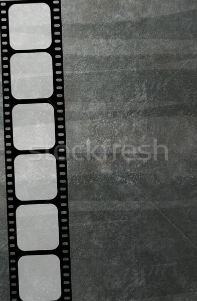кинопленка аннотация фильма фон кадр кино Сток-фото © PiXXart