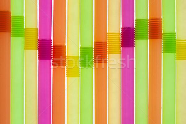 Korektor kolorowy wody muzyki lata pomarańczowy Zdjęcia stock © PiXXart