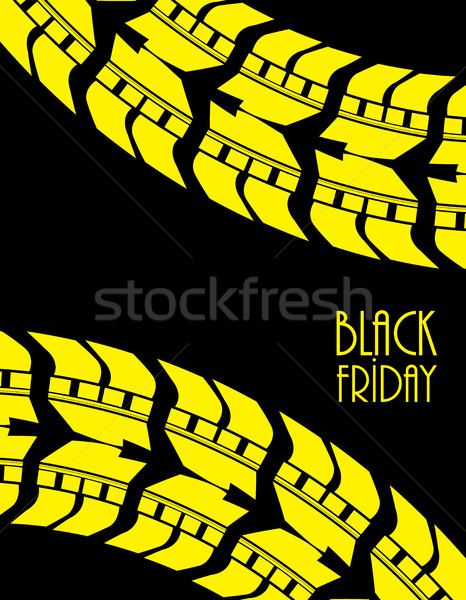 black friday background Stock photo © place4design
