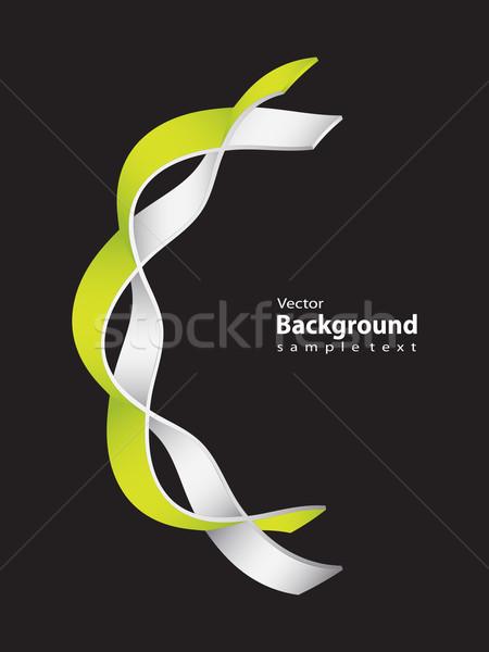 DNS különleges terv orvosi absztrakt kórház Stock fotó © place4design
