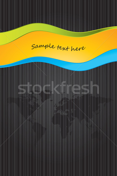 special brochure design Stock photo © place4design