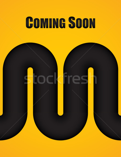 coming soon background with special design  Stock photo © place4design