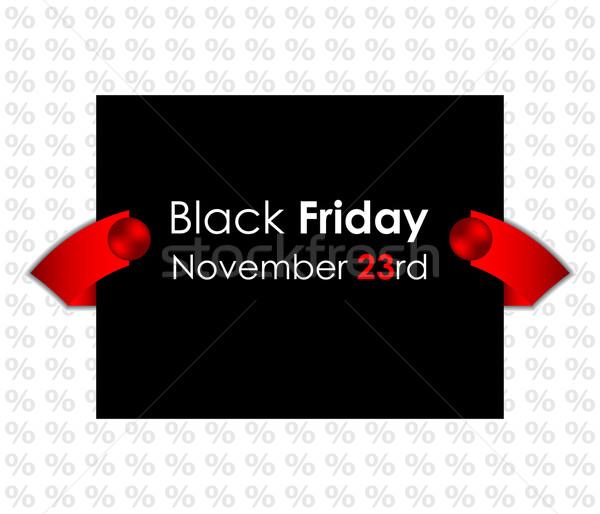 Black friday bandeira negócio fundo compras Foto stock © place4design