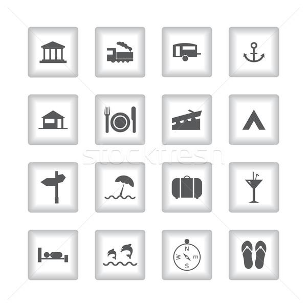 Foto stock: Especial · ui · iconos · web · móviles · aplicaciones