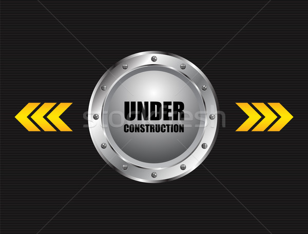 under construction industrial background Stock photo © place4design