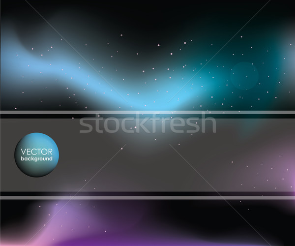 vector shiny background Stock photo © place4design
