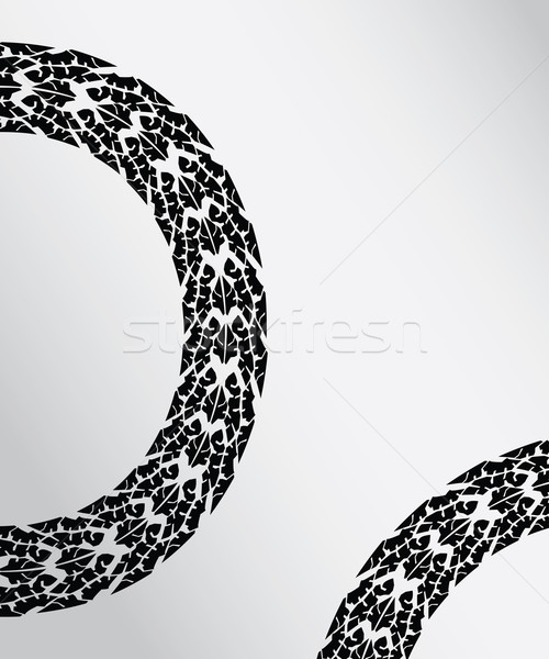 background with with tire design Stock photo © place4design