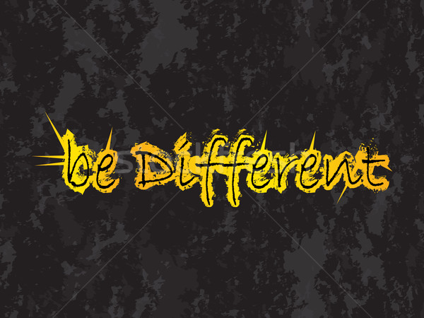 be different vector background with special grunge design Stock photo © place4design