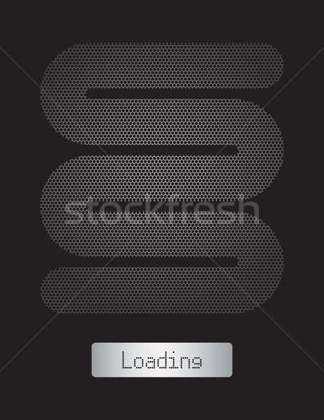 loading bar, abstract background, vector illustration, eps10 Stock photo © place4design