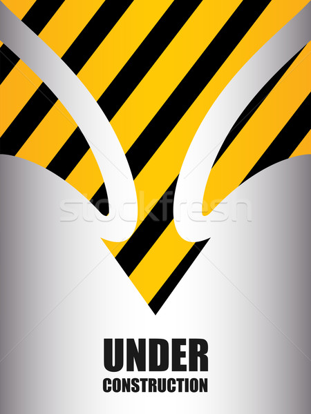 special under construction background for your website Stock photo © place4design
