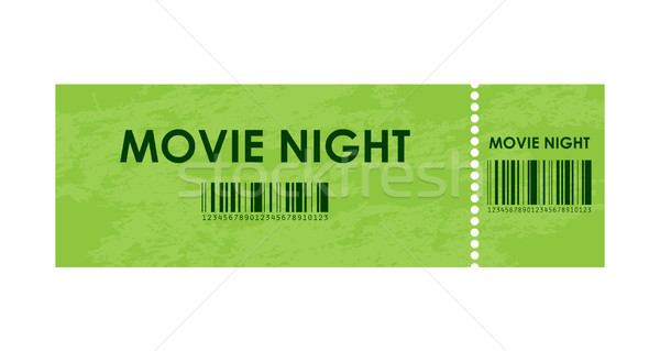 admit one ticket with special design Stock photo © place4design