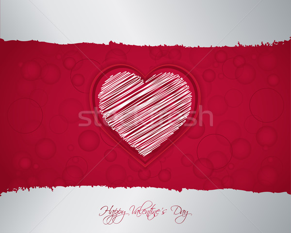 Valentine's day background with special design Stock photo © place4design