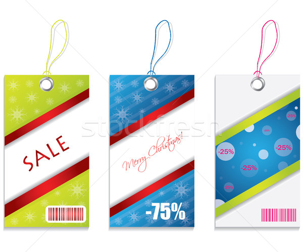 Price tags - special edition Stock photo © place4design