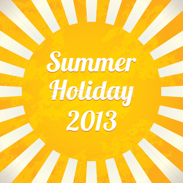Summer background Stock photo © place4design