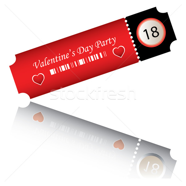 valentine's day party  Stock photo © place4design