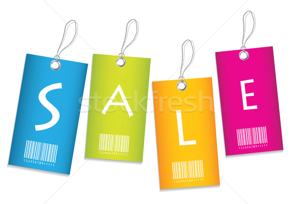price tags Stock photo © place4design