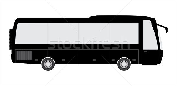 tourist bus with special design Stock photo © place4design