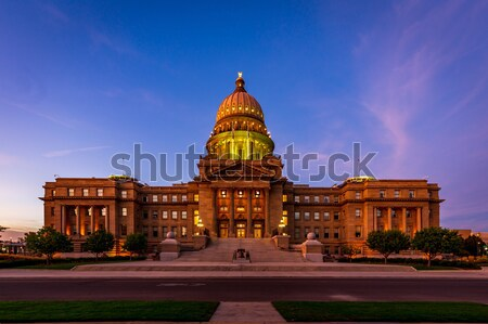 Idaho Capitol Building Stock photo © pngstudio