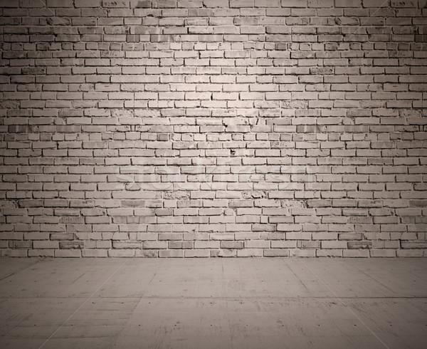 Brick wall Stock photo © podsolnukh