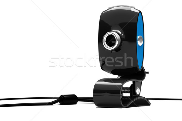 Webcam, 3d Stock photo © podsolnukh