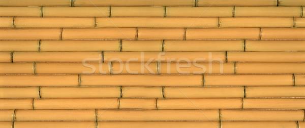 Texture bamboo Stock photo © podsolnukh