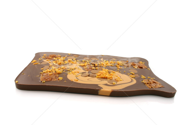 Chocolate Slab 6 Stock photo © PokerMan