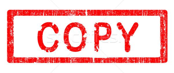 Grunge Office Stamp - COPY Stock photo © PokerMan