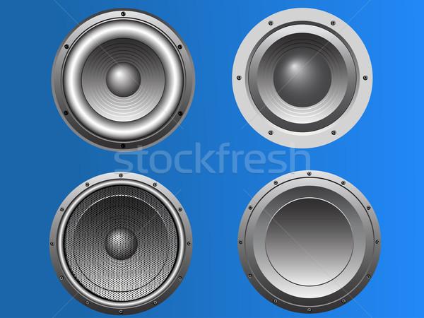 Pub disco style vecteur format musique Photo stock © PokerMan