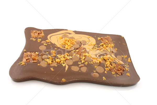 Chocolate Slab 3 Stock photo © PokerMan