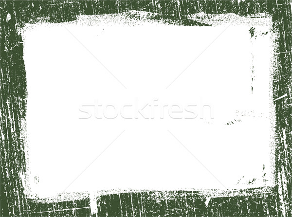 Grunged border 12 Stock photo © PokerMan