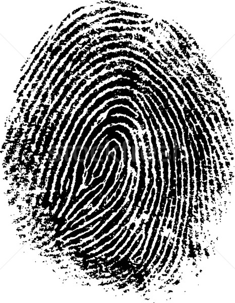 FingerPrint 8 Stock photo © PokerMan