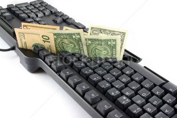 IT cost cutting 1 Stock photo © PokerMan