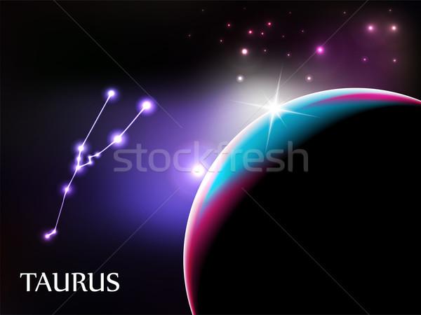 Taurus Stock photo © PokerMan