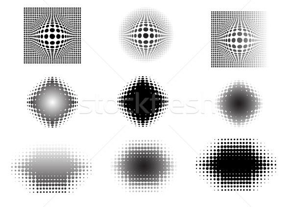 графических Элементы прозрачный вектора можете Сток-фото © PokerMan