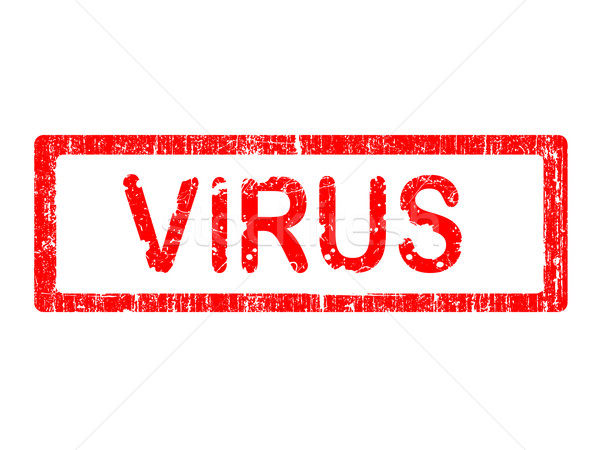Grunge Office Stamp - VIRUS Stock photo © PokerMan
