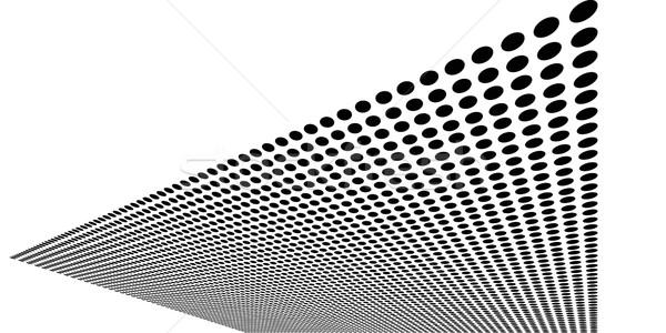 Fiche noir transparent vecteur graphique Photo stock © PokerMan