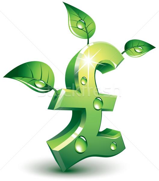 Flourishing pound Stock photo © polygraphus