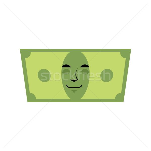 Para duygu nakit yorgun dolar yalıtılmış Stok fotoğraf © popaukropa