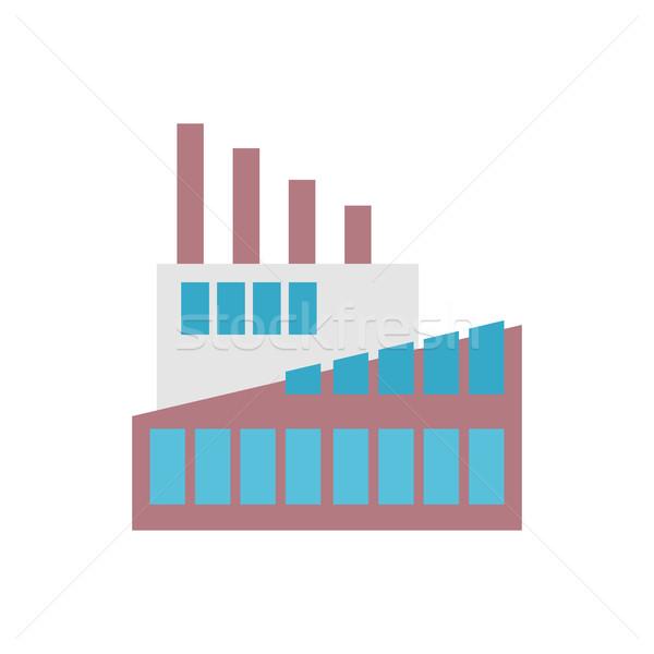 ストックフォト: 建物 · 家 · アーキテクチャ · オブジェクト · ビジネス · プロパティ