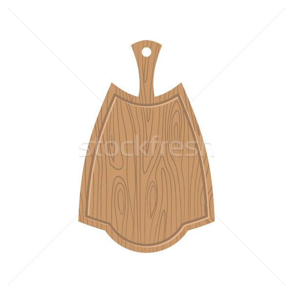 Cozinha conselho utensílios comida Foto stock © popaukropa