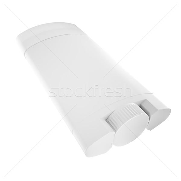 Száraz dezodor vázlat 3d illusztráció kozmetikai csomagolás Stock fotó © pozitivo