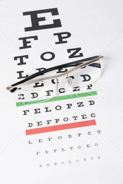 Eyeglasses Stock photo © ppart